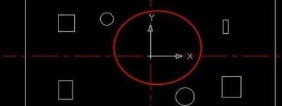 CAD怎么快速移动坐标原点?