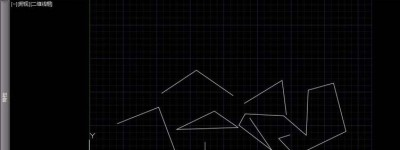 CAD怎么使用直线工具绘制图形?