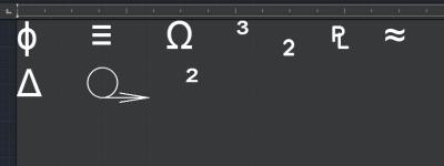 CAD图纸中怎么输入特殊符号?