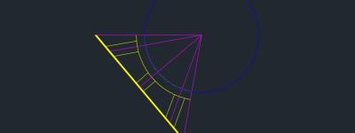 CAD图形怎么旋转? cad旋转命令的使用方法