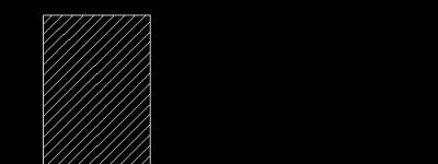 cad砖墙的剖面图怎么填充图案?
