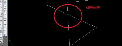 cad标注线怎么打断? CAD打断标注线的教程