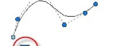 CAD曲线绘制并调节? cad绘制曲线的方法