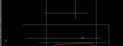 cad图形中重合线怎么删除? cad删除重合的线段的方法