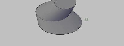 cad光顺曲线命令LOFT该怎么使用?