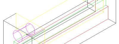 CAD怎么绘制台虎钳零件?