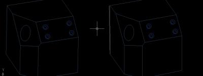 CAD导入ug模型歪了该怎么办?