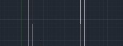 CAD2014中画两条平行线? cad绘制多段线图形的教程
