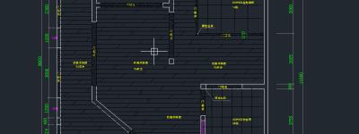 CAD怎么绘制地面铺设图纸?