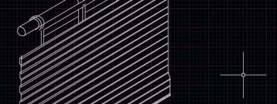 cad怎么画卷帘门? cad卷帘门的绘制方法