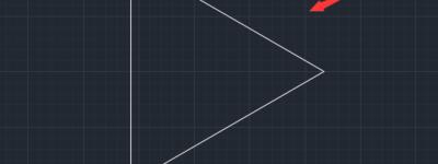 CAD怎么画等边三角形? CAD等边三角形的绘制方法