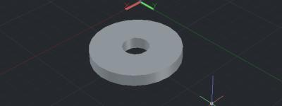 CAD模型怎么进行差集操作? CAD差集命令的使用方法
