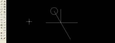 cad怎么任意旋转图形? cad按角度旋转图形的教程