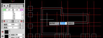 cad怎么绘制普通墙体? cad绘制墙体的教程