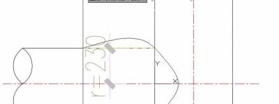 cad怎么画相贯线? cad相贯线的画法
