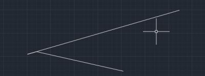 cad怎么连接一条直线画线条?