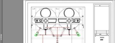 CAD Plant 3D怎么创建正交视图?