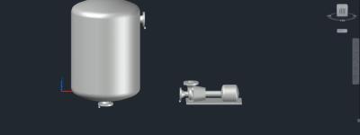CAD Plant 3D怎么创建设备?