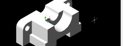 CAD怎么建模三维零件模型?