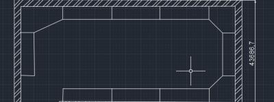 CAD怎么绘制地下酒窖平面图?