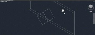 CAD三维立体图形怎么然一旋转角度?