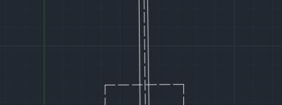 CAD怎么画避雷接地装置?