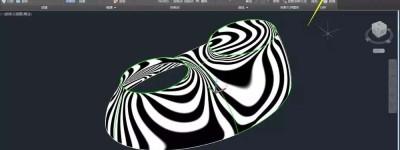CAD怎么进行曲面建模?