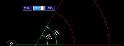 天正建筑cad图纸怎么绘制圆弧轴网?