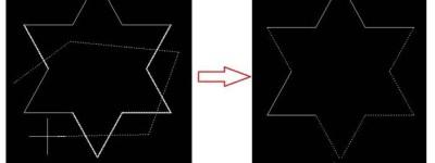 CAD2014图纸怎么选择图形?