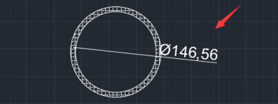 cad怎么绘制圆井井口平面图?