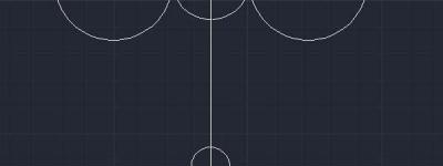 cad怎么画苹果的平面图?