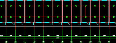 cad平面图纸中怎么绘制灯具?