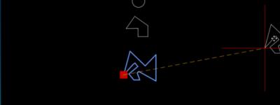 Cad中如何移动图形?AutoCAD移动图形的图文操作流程