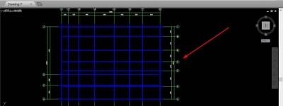 CAD建筑图纸怎么画轴线? CAD完整轴网线条的画法