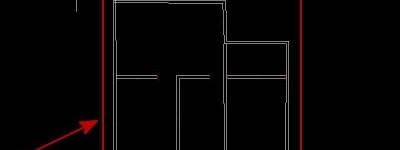 cad怎么绘制普通的建筑户型图?