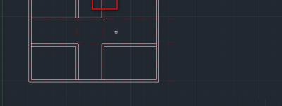 cad多线编辑工具怎么修改墙体?