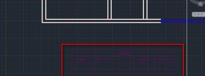 cad建筑平面图怎么绘制门窗表?