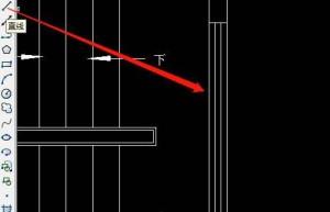 CAD怎么画楼梯区域平面图? 楼梯cad平面图的画法