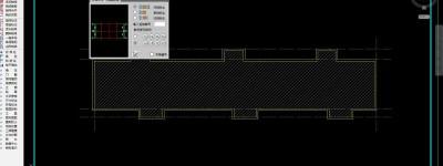CAD怎么通过墙体添加轴线? CAD根据墙体绘制轴线的技巧