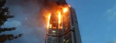 公寓消防:韩国一33层建筑突发大火,93人受伤!附公寓消防探讨