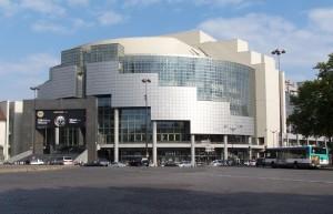 钱塘江畔地标性建筑——杭州大剧院结构解析